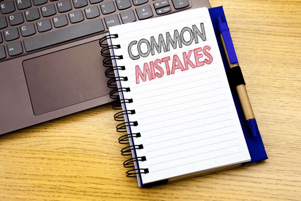You are currently viewing Rookie Content Writing Mistakes on WordPress Blogs (and How to Avoid Them)