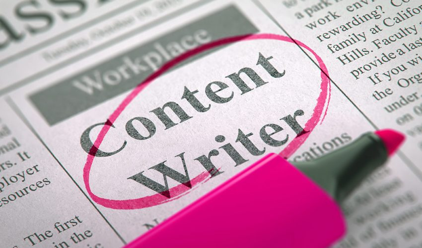 How to Set Your Content Writer Up for Success