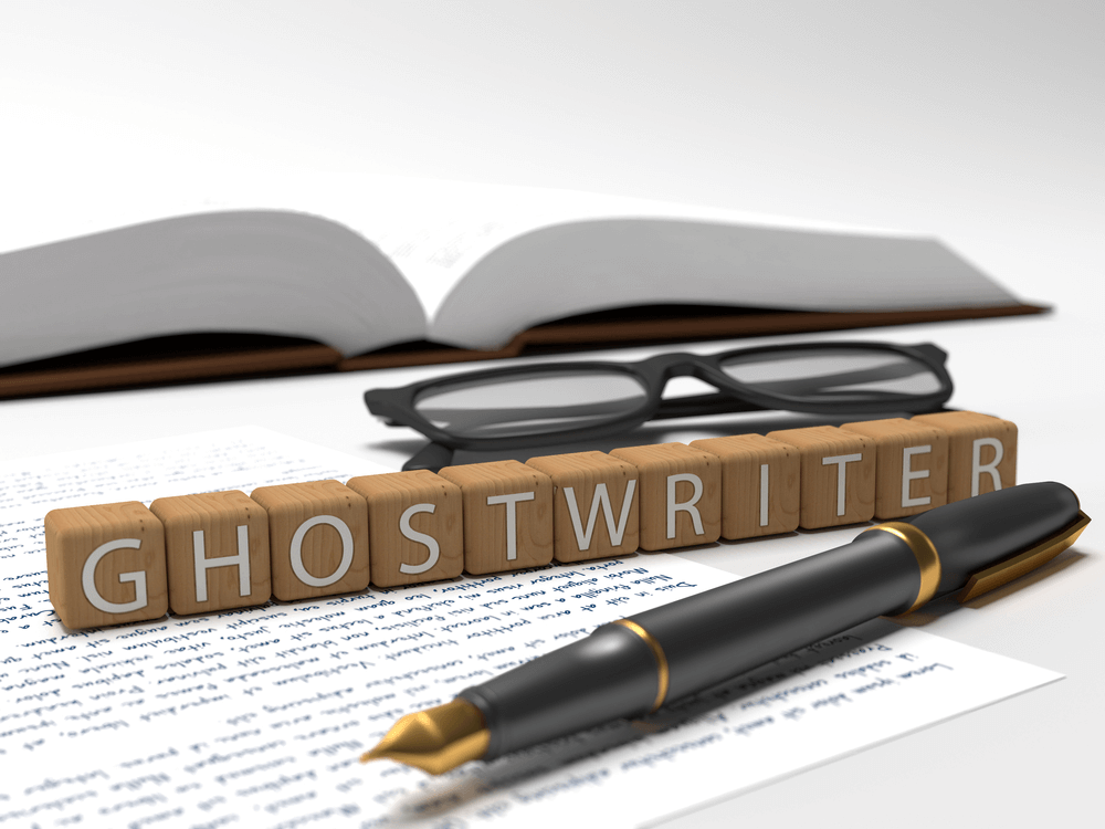 Ghost Bloggers Get Views and Score Sales